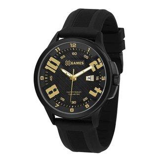 Relógio X-Games Masculino Xteel Preto XMNP1003-P2PX