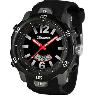 Relógio X-Games Masculino Xtyle Preto XMPPA285-P2PX