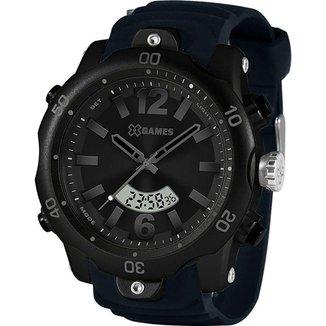 Relógio X-Games Masculino Xtyle Preto XMPPA289-P2DX