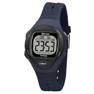Relógio X-Games Unissex Xport Azul Marinho XGPPD161-BXDX