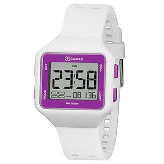 Relógio X-Games Unissex Xport Branco XLPPD036-BXBX