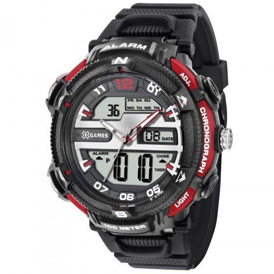 7e44c05531f Relógio XGames XMPPA184 BXPX - Preto. até 6x de R  40