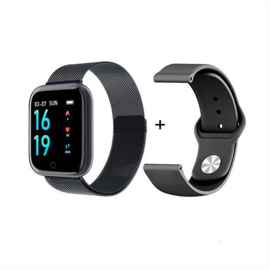 Relógio Xtrad X70 Smartwatch Inteligente - Preto