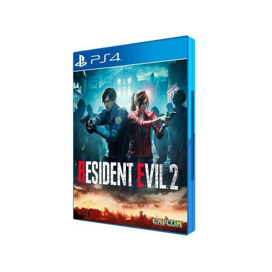 Resident Evil 2 para PS4 - Incolor
