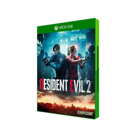 Resident Evil 2 para Xbox One - Incolor