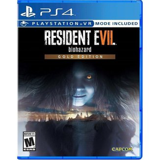 Resident Evil 7: Biohazard Gold Edition (VR Incl.) - Ps4