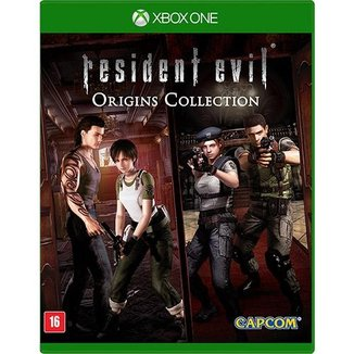 RESIDENT EVIL ORIGINS: COLLECTION  XBOX ONE