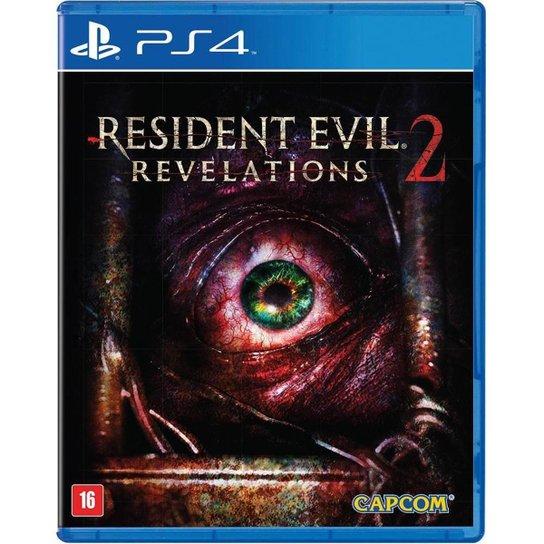 Resident Evil Revelations 2 - PS4 - Incolor