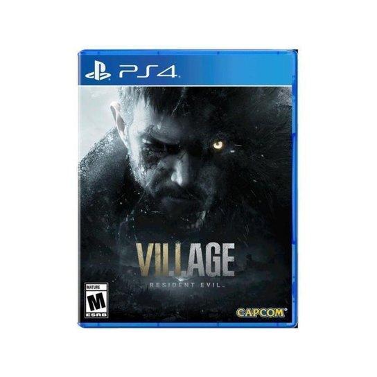 Resident Evil Village - PS5 - Incolor