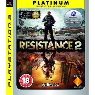 Resistance 2 (Platinum) - Ps3