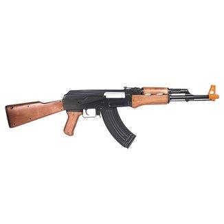Rifle Airsoft Elétrico AK-47 CM022 Gearbox ABS