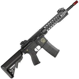 "Rifle Airsoft Elétrico AR15 Neptune 10"" Keymod 6mm - Rossi"