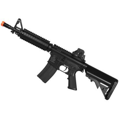 Rifle Airsoft Elétrico Cybergun Colt M4A1 CQBR Bivolt - Unissex