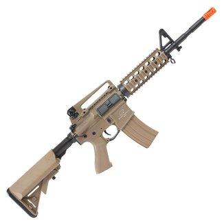 Rifle de Airsoft Elétrico AEG M4 Yankee S-2 300 FPS - QGK