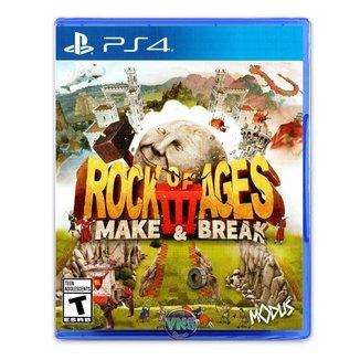 Rock of Ages 3 Make & Break - PS4