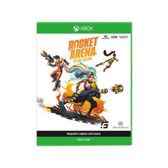 Rocket Arena Mythic Edition para Xbox One - Incolor