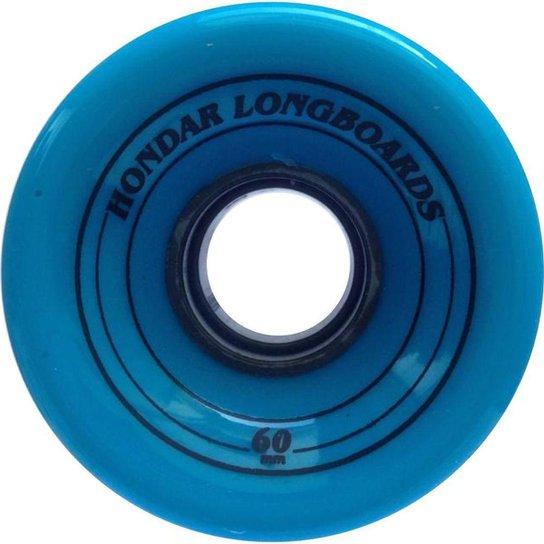 Roda Hondar Cruiser 60mm 82A - Azul
