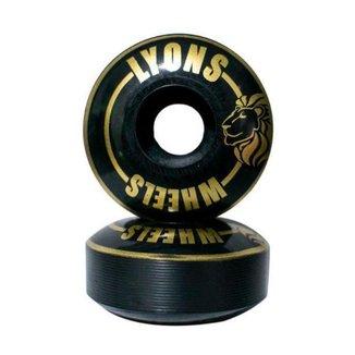 Roda Lyon 53mm Standard 95a Para Skate Iniciante
