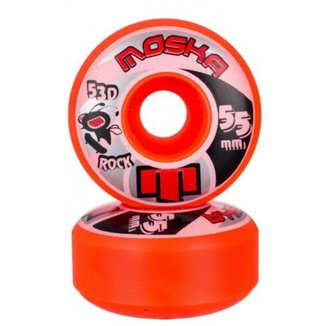 Roda Moska Orange Rock 55