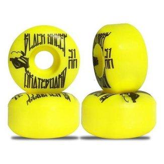 Roda Skate Black Sheep 51mm 95a Amarela