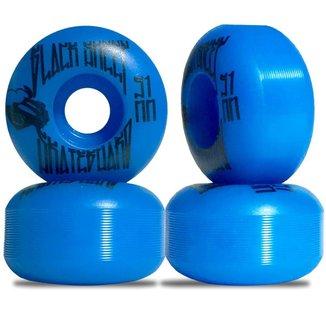 Roda Skate Black Sheep 51mm 95a Azul