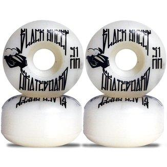 Roda Skate Black Sheep 51mm 95a Branca