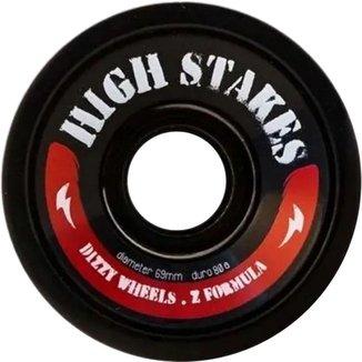 Rodas Dizzy High Stakes 69mm 80A