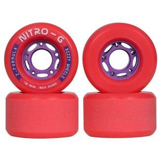 Rodas Dizzy Nitro G 72MM