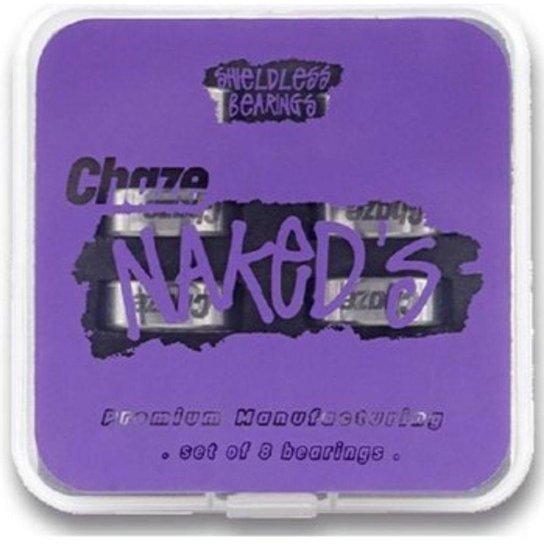 Rolamento Chaze Naked'S - Prata