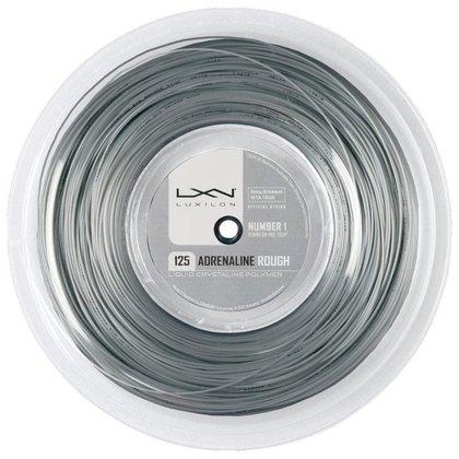 Rolo de Corda Adrenaline Rough 16L 1.25mm Cinza 200m - Luxilon