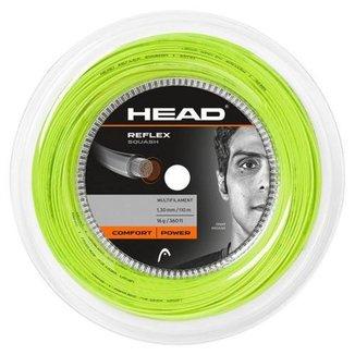 Rolo de Corda Head Squash Reflex 18 - Amarelo