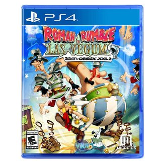 Roman Rumble In Las Vegum - Asterix And Obelix Xxl 2 - Ps4