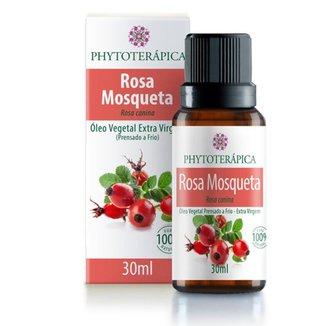 Rosa Mosqueta Óleo Vegetal Extra Virgem 30ml Phytoterápica