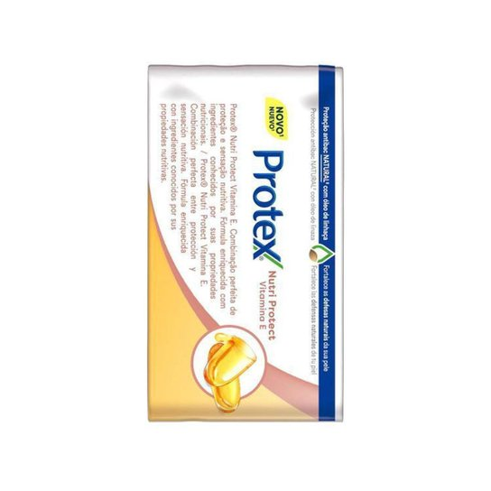 Sabonete em Barra Antibacteriano Protex - N/A