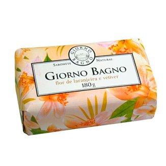 Sabonete Flor De Laranjeira Vetiver Giorno Bagno 180g