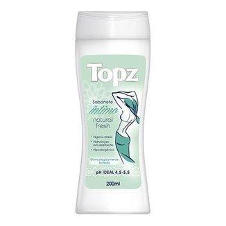 SABONETE INT NATURAL FRESH TOPZ 200ML CREMER