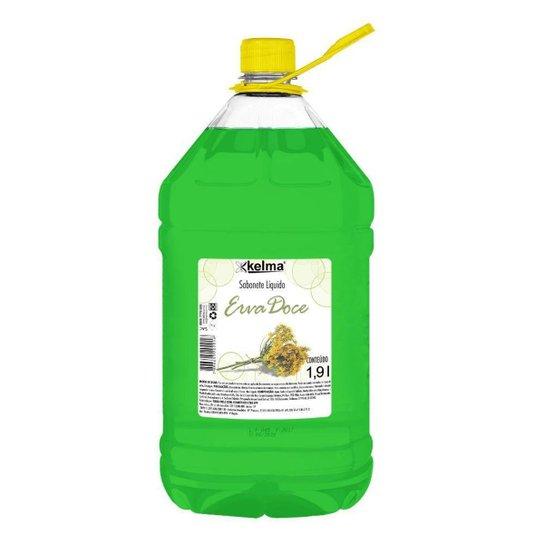 Sabonete Líquido 1,9L - Kelma - Verde