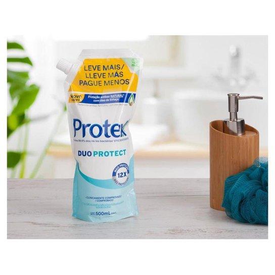 Sabonete Líquido Antibacteriano Protex - N/A