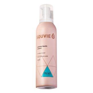 Sabonete Líquido Corporal Souvie – Sabonete Hidratante 25/45 250ml