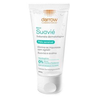 Sabonete Líquido para Pele Sensível Darrow Suavié 60ml