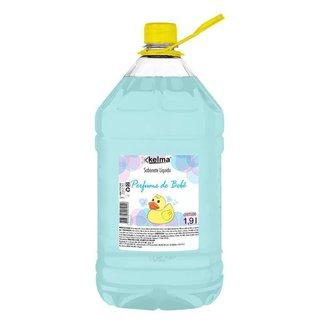 Sabonete Líquido Perfume de Bebe 1,9L - Kelma
