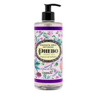 Sabonete Líquido Phebo Folhas de Salvia 500ml