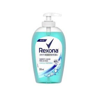 Sabonete Líquido Rexona Antibacterial