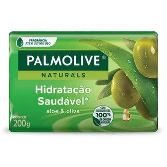 Sabonete Palmolive em Barra Naturals Hidratação Saudável 200g