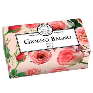 Sabonete Rosas Da Bulgalia Giorno Bagno 180g