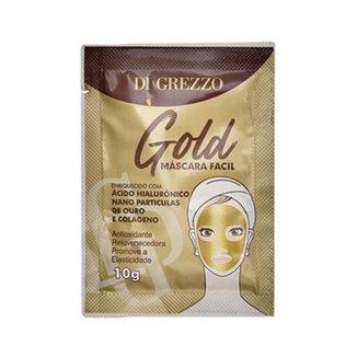 Sachê Máscara Facial Gold 10g - Di Grezzo