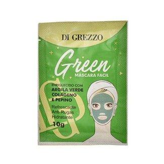 Sachê Máscara Facial Green 10g - Di Grezzo