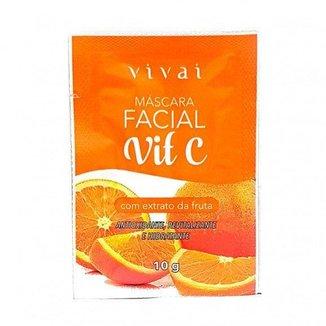 Sachê Máscara Facial Vitamina C - Vivai - 5045.2.1