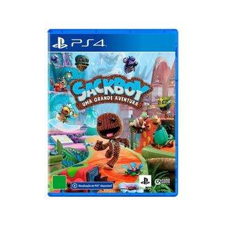 Sackboy: Uma Grande Aventura para PS4 Sumo