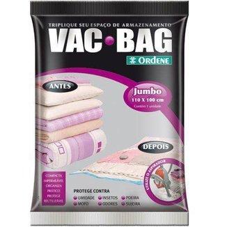 Saco A Vácuo Protetor e Organizador - VAC BAG 110 X 100 - Jumbo